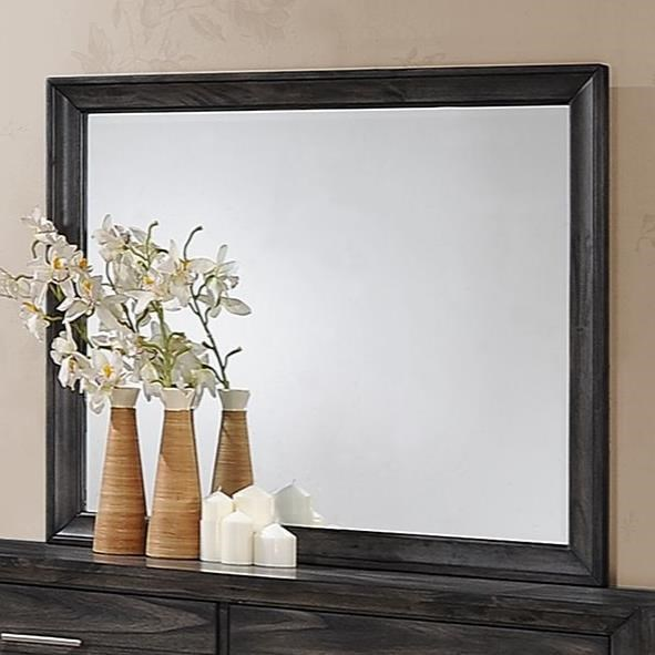 Mirror and Dresser Top