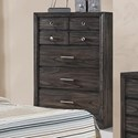 Crown Mark Jaymes Chest - Item Number: B6580-4