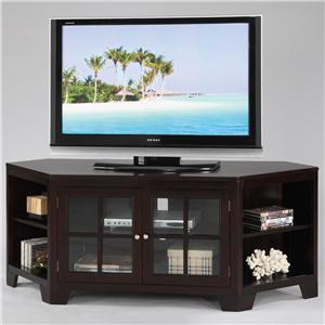 "Crown Mark Jeremy 62"" Entertainment Console"
