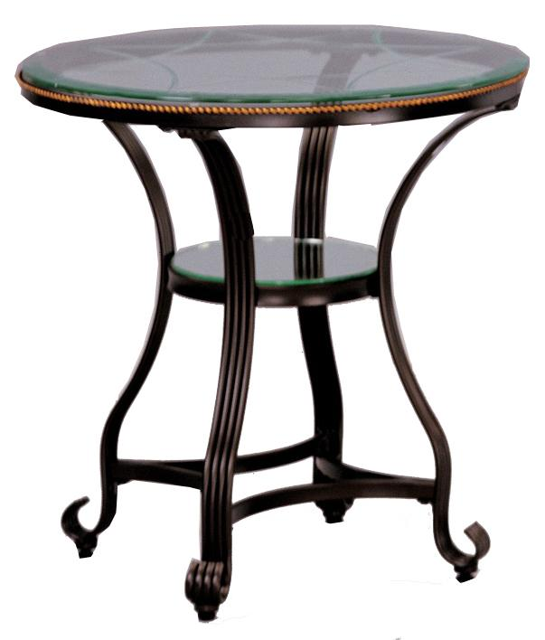 Crown Mark Jessica End Table - Item Number: 3843-02