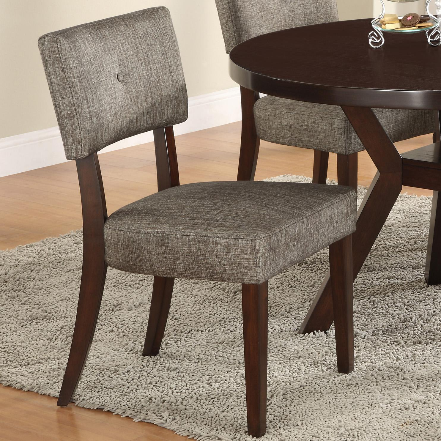 CM Kayla Side Chair  - Item Number: 2610S