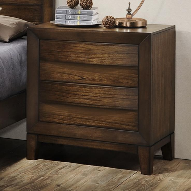 Crown Mark Kelton Nightstand - Item Number: B6900-2