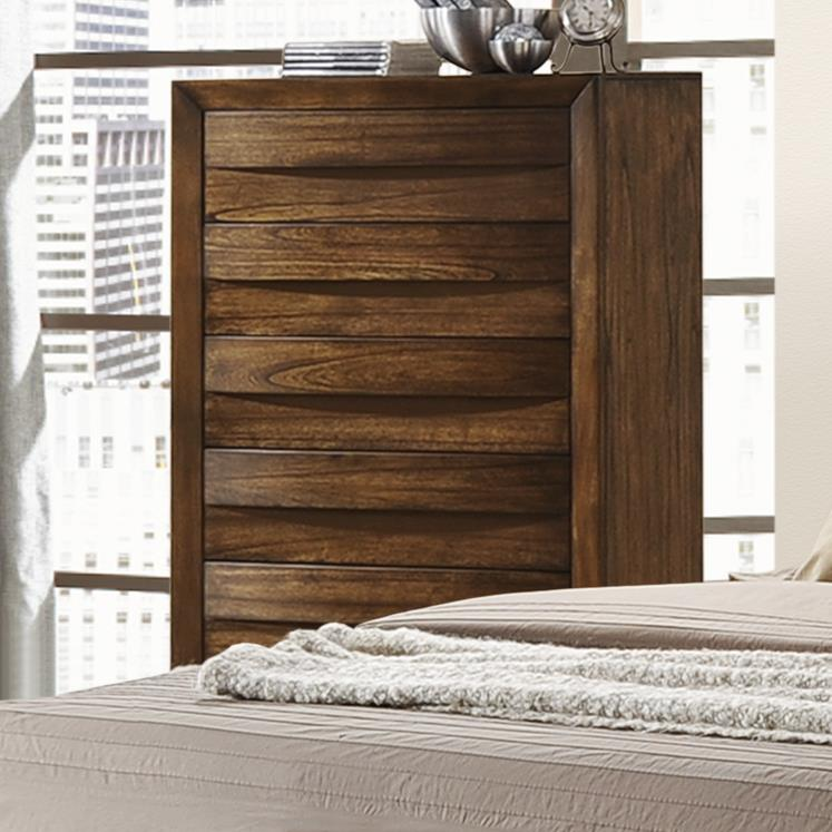 Crown Mark Kelton Chest of Drawers - Item Number: B6900-4