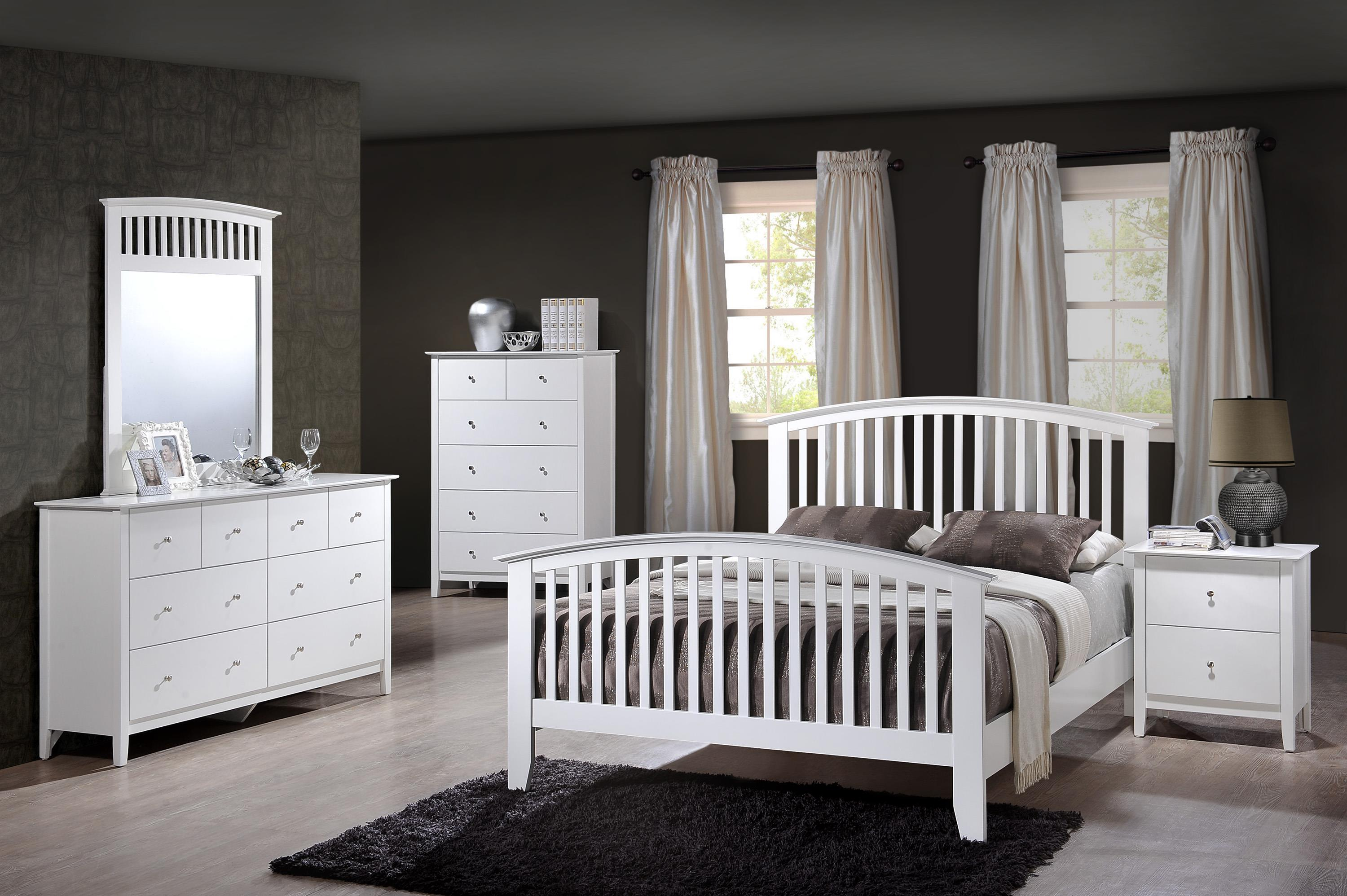 Crown Mark Lawson Full Bedroom Group - Item Number: B7500 F Bedroom Group 1