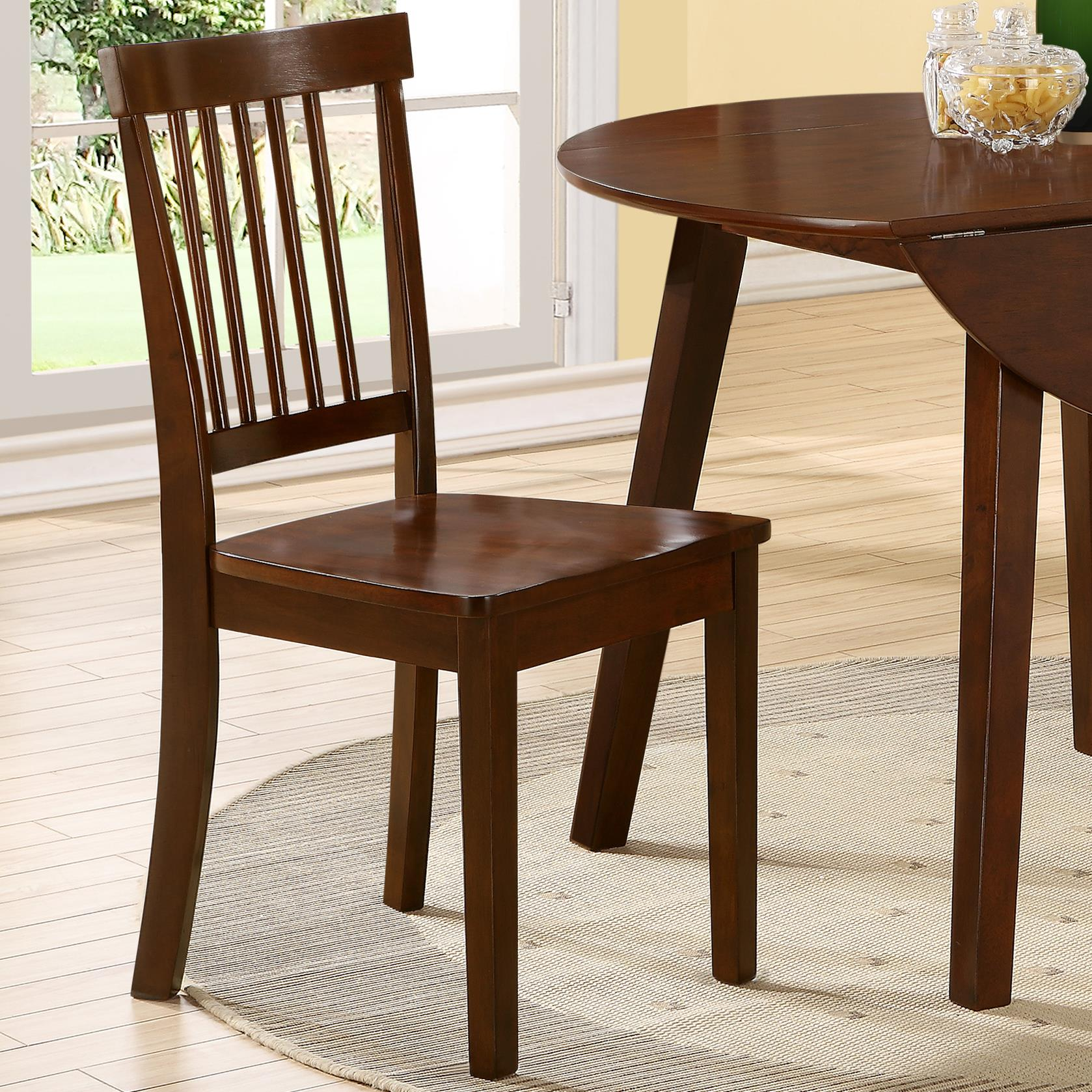 Crown Mark Liam Side Chair - Item Number: 2258S