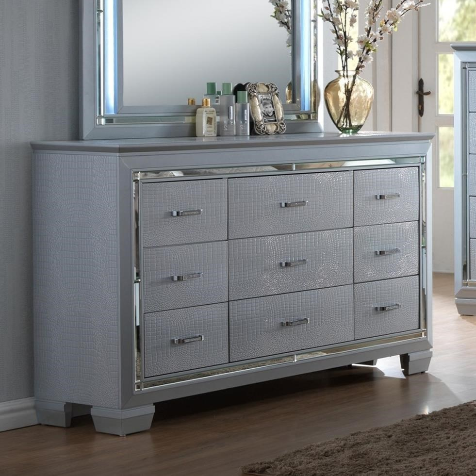 Crown Mark Lillian Dresser - Item Number: B7100-1