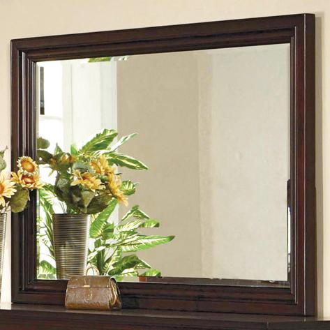 Crown Mark London Landscape Dresser Mirror - Item Number: B6701-1