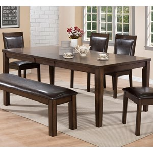 Crown Mark Lottie Dining Table