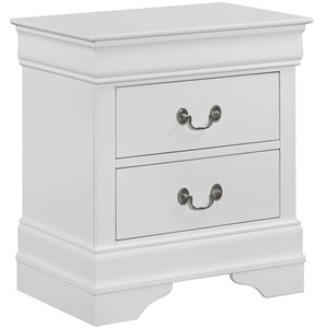 Crown Mark Louis Phillipe Nightstand - B3600-2