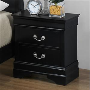 CM Louis Phillipe Nightstand