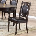 Crown Mark Lyla Side Chair - Item Number: 2331S