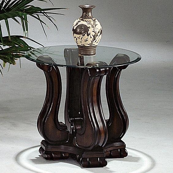 Crown Mark Madison End Table - Item Number: 4320-02