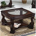 Crown Mark Madison Coffee Table - Item Number: 4320-04