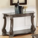 Crown Mark Madison Sofa Table - Item Number: 4320GY-05