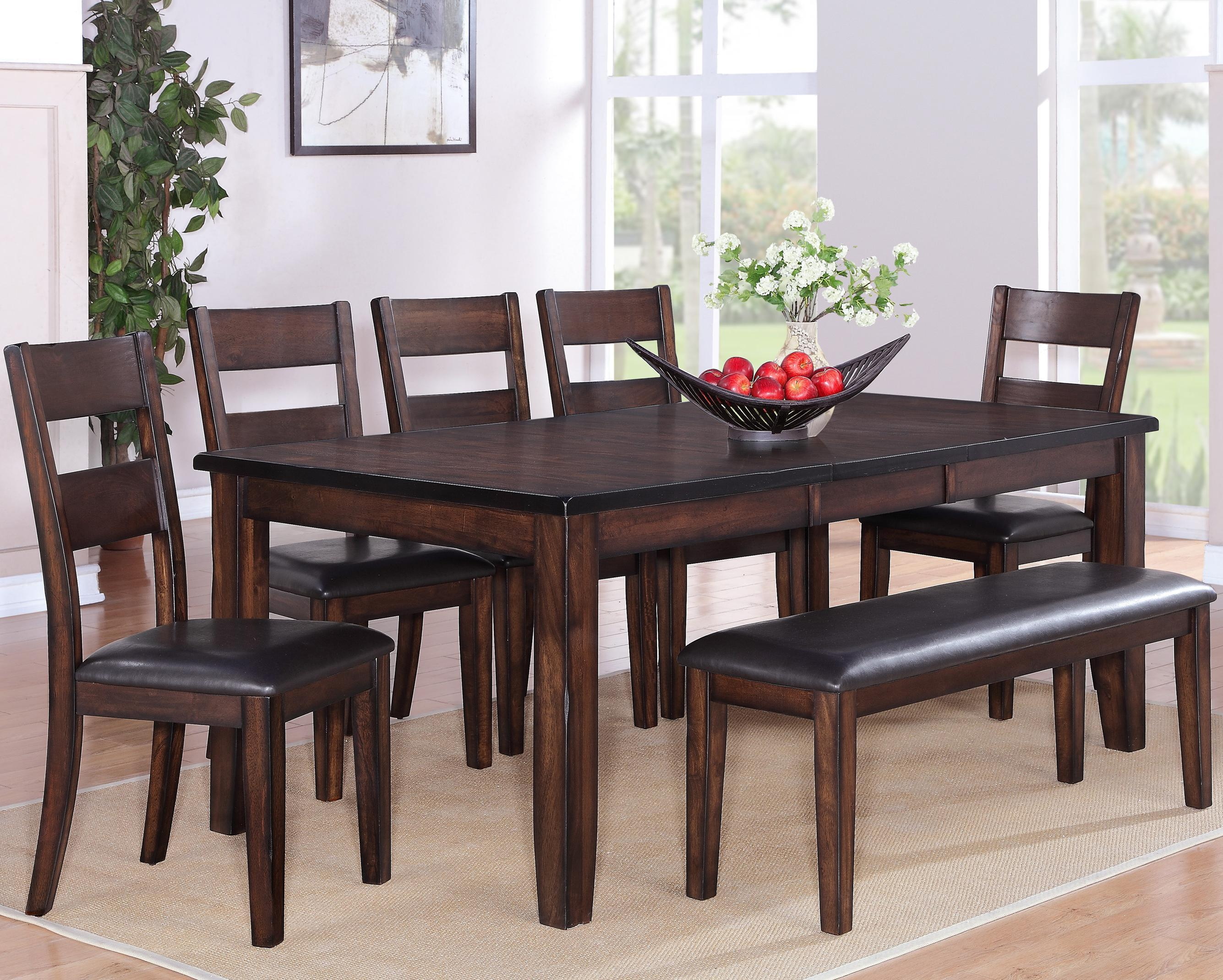 5PC Dining Table and Chairs