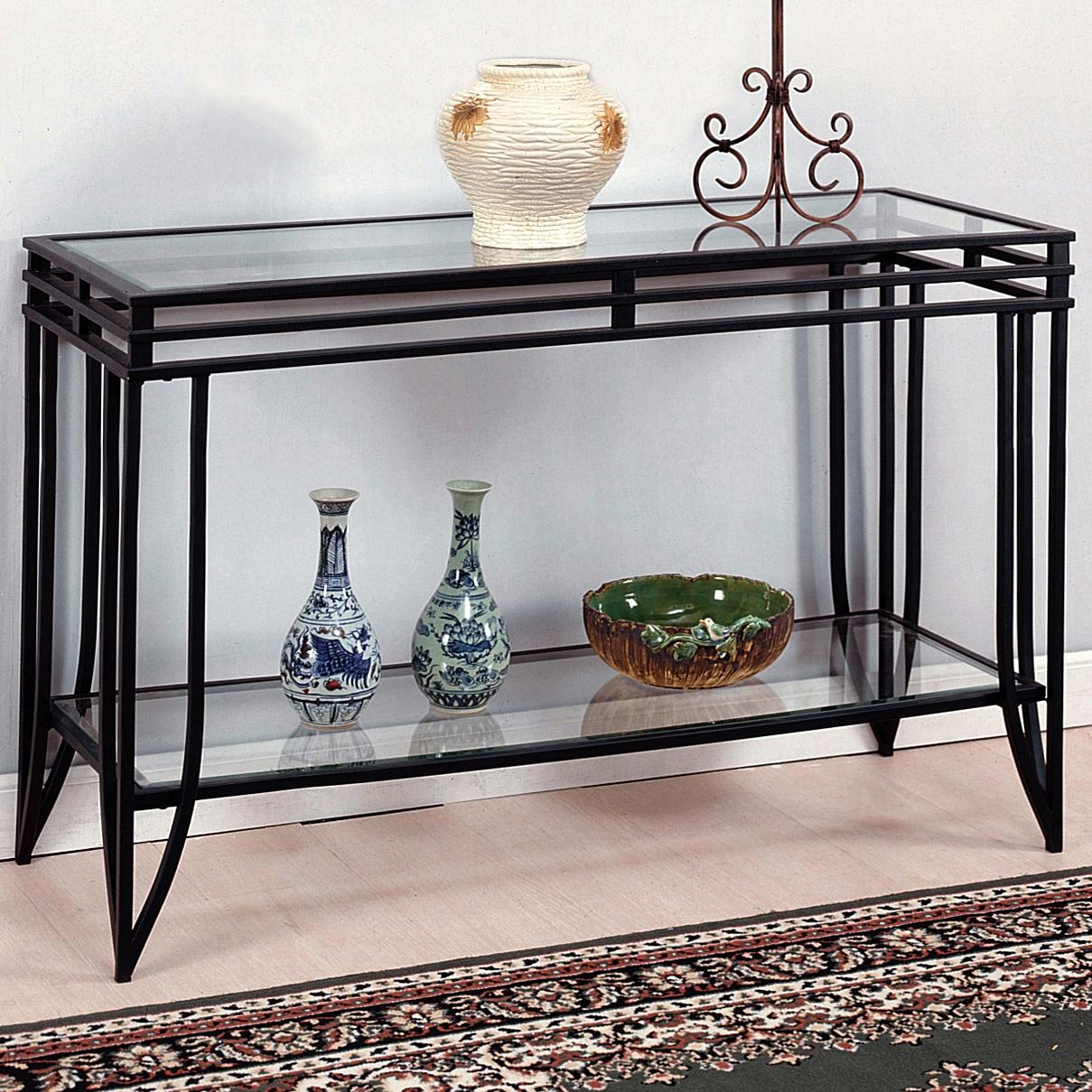 Crown Mark Matrix Sofa Table - Item Number: 3702-05-N