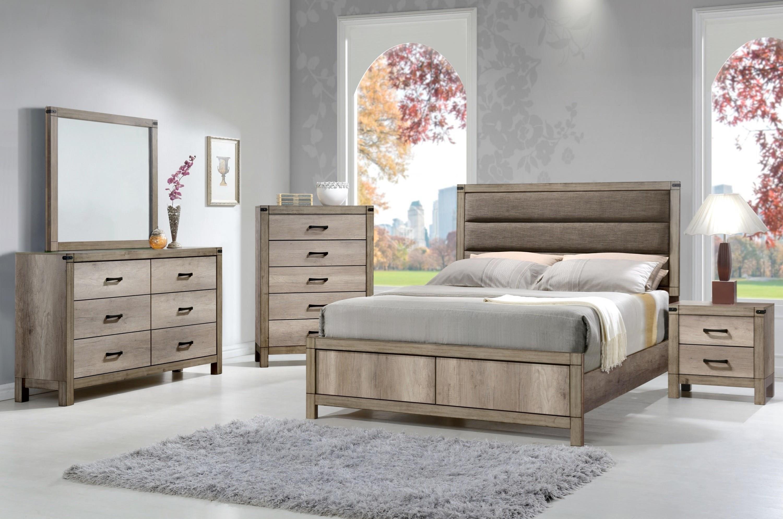 Crown Mark Matteo Full 5 Piece Bedroom Group Royal Furniture Bedroom Groups