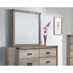 Crown Mark Matteo Mirror
