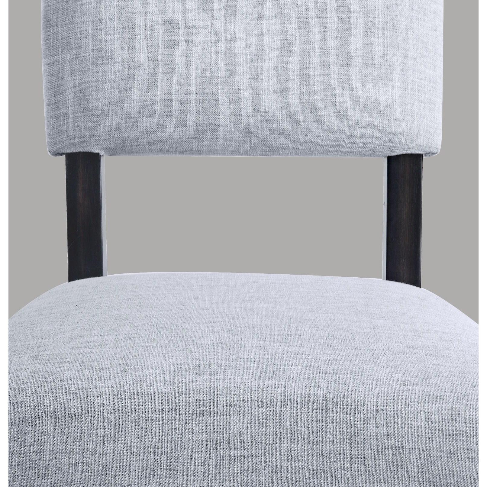 Dining Room Furniture Essentials: Belfort Essentials Maya Contemporary Dining Side Chair