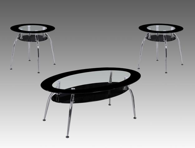 Crown Mark Mila Occasional Table Group - Item Number: 3270SET