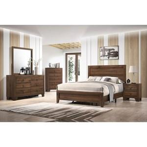 5 Piece Full Bedroom Group