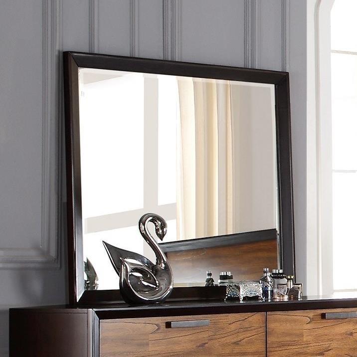 Crown Mark Mumford Dresser Mirror - Item Number: B1800-11
