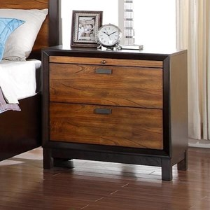 Crown Mark Mumford Nightstand