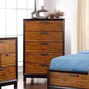 Crown Mark Mumford Chest of Drawers