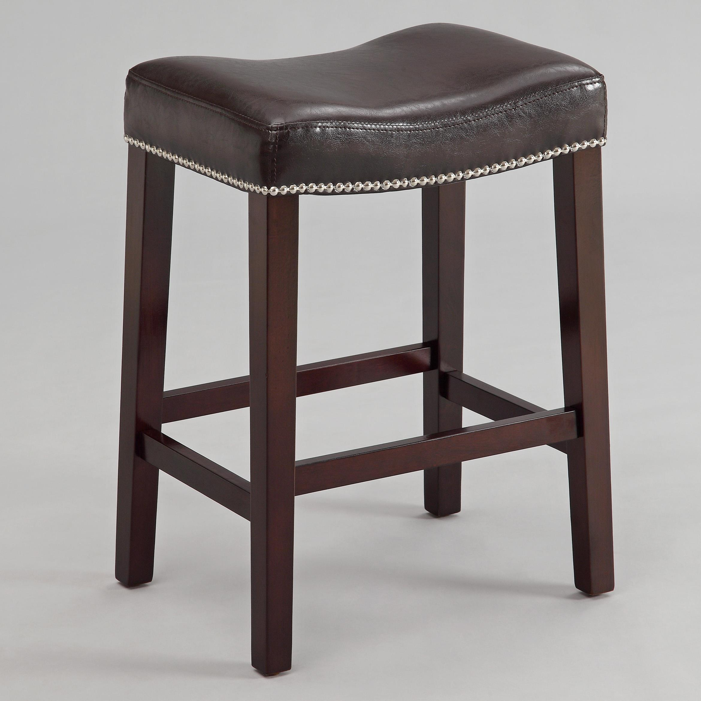 Crown Mark Nadia Saddle Stool - Item Number: 2791C-24-ESP