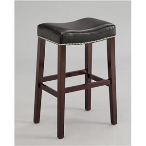 Crown Mark Nadia Saddle Stool
