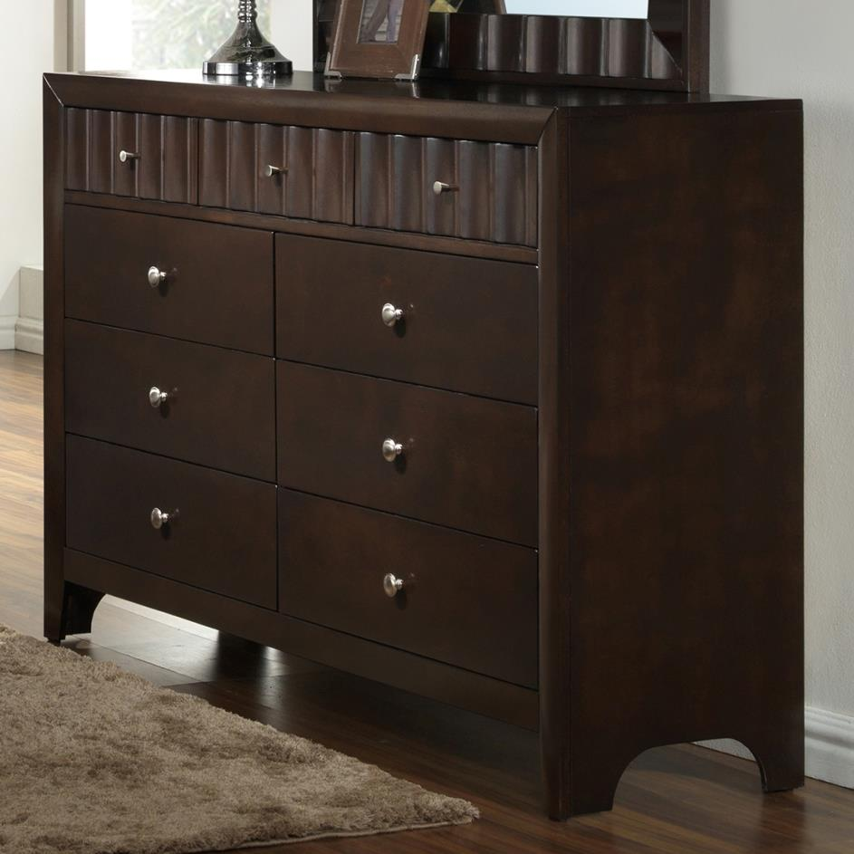 Crown Mark Nadine Dresser - Item Number: B4900-1