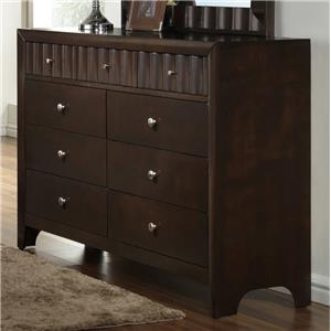 Crown Mark Nadine Dresser