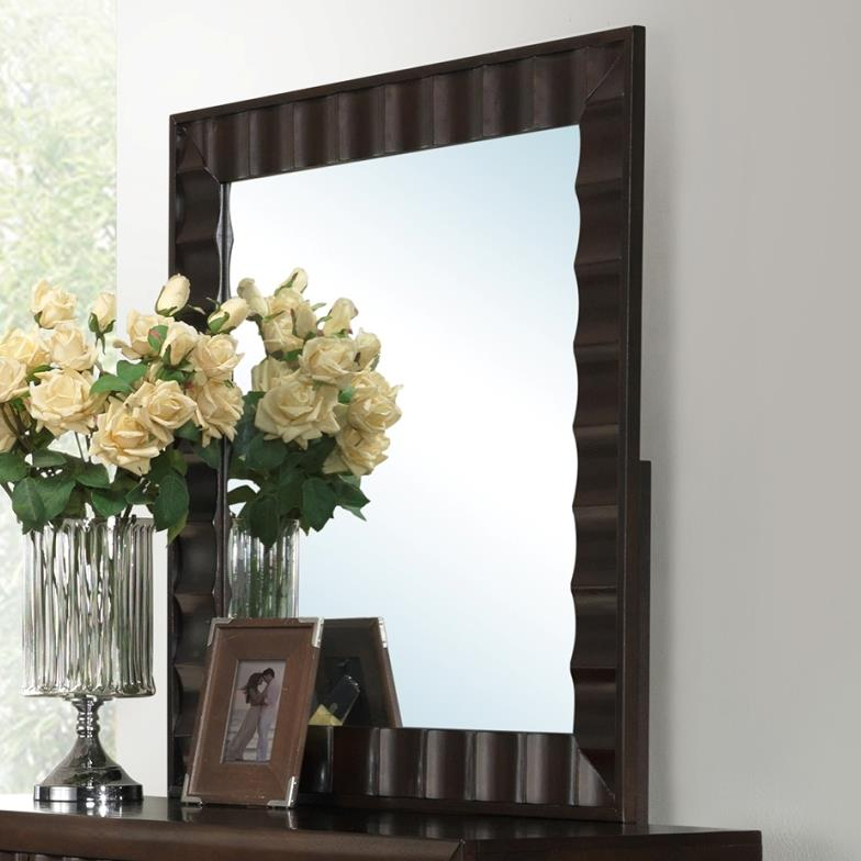 Crown Mark Nadine Mirror - Item Number: B4900-11