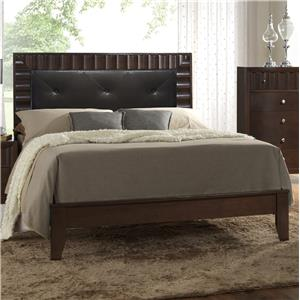Crown Mark Nadine King Bed