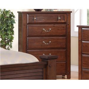 Crown Mark Norman Chest of Drawers