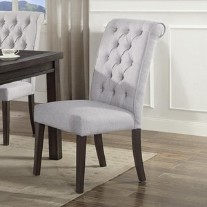 Crown Mark Palmer Dining Dining Side Chair
