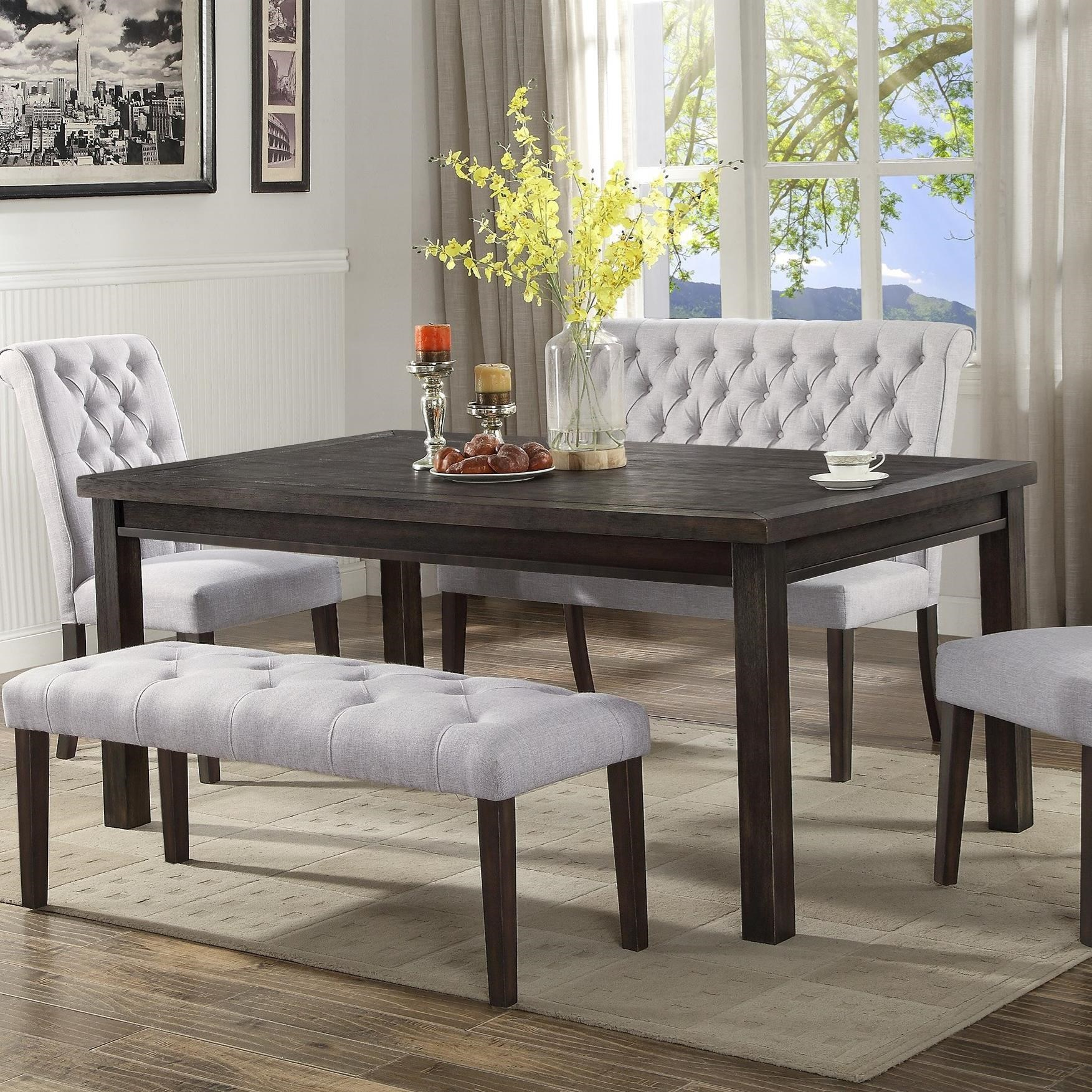Crown Mark Palmer Dining Table