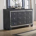 Crown Mark Perina Dresser - Item Number: B7000-1