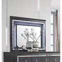 Crown Mark Perina Dresser Mirror - Item Number: B7000-11