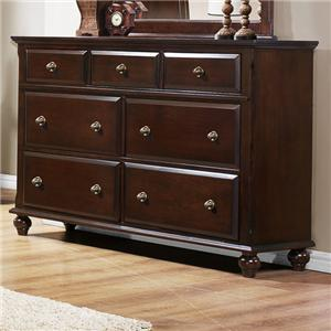 Crown Mark Portsmouth B6075 Dresser