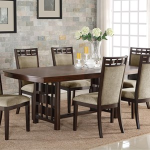 Crown Mark Pryce Dining Table