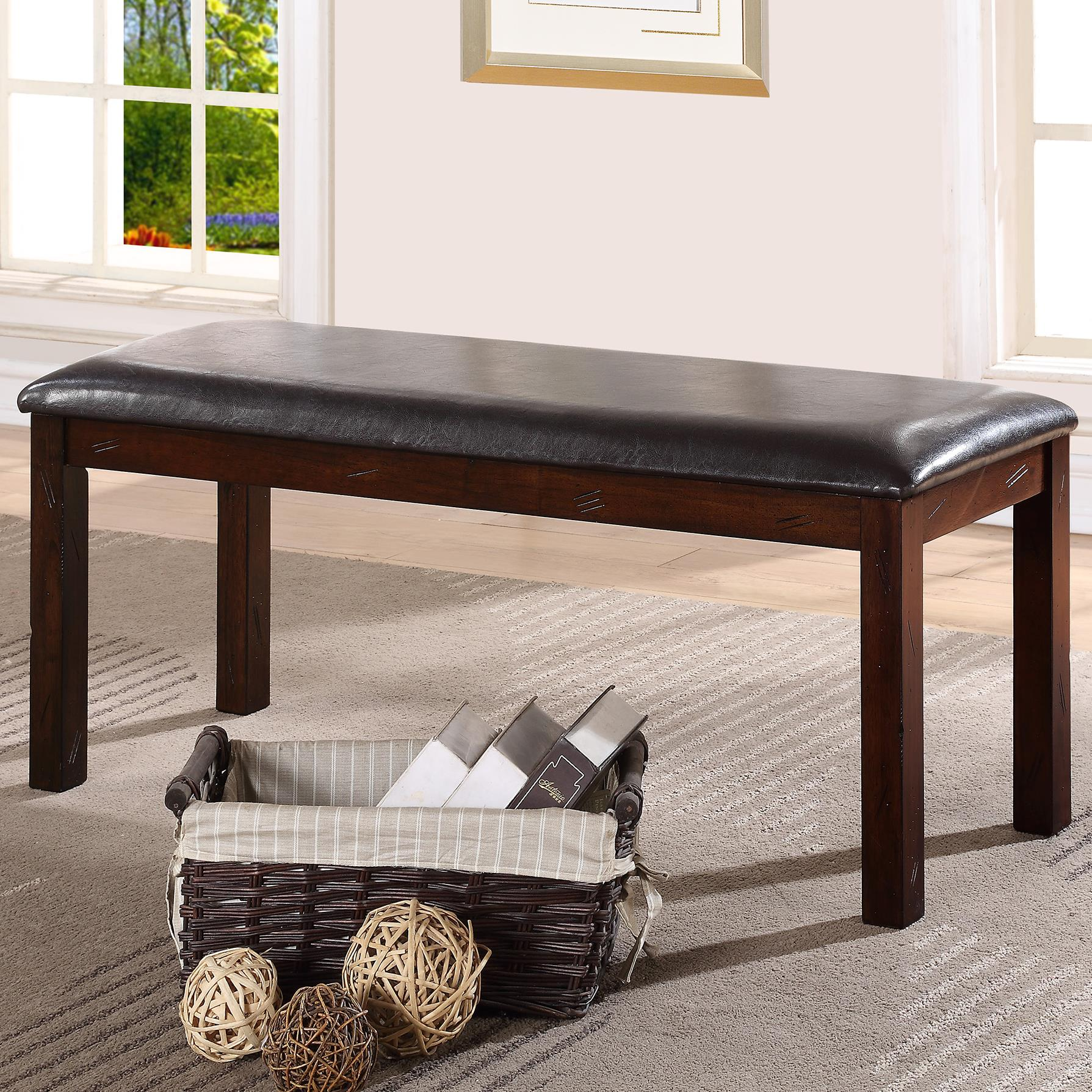 Crown Mark Quinn Bench - Item Number: 2164-BENCH