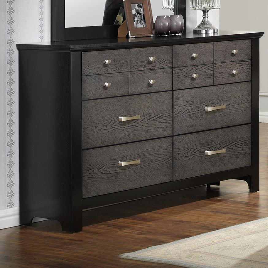 Crown Mark Reagan Dresser - Item Number: B4100-1