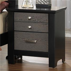 Crown Mark Reagan Nightstand