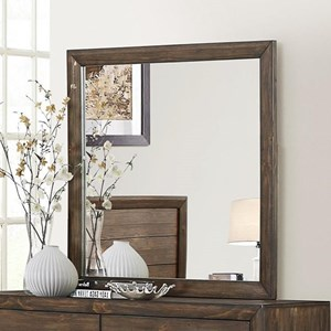 Crown Mark Rhone Dresser Mirror