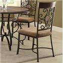 Crown Mark Sarah Side Chair - Item Number: 1811S