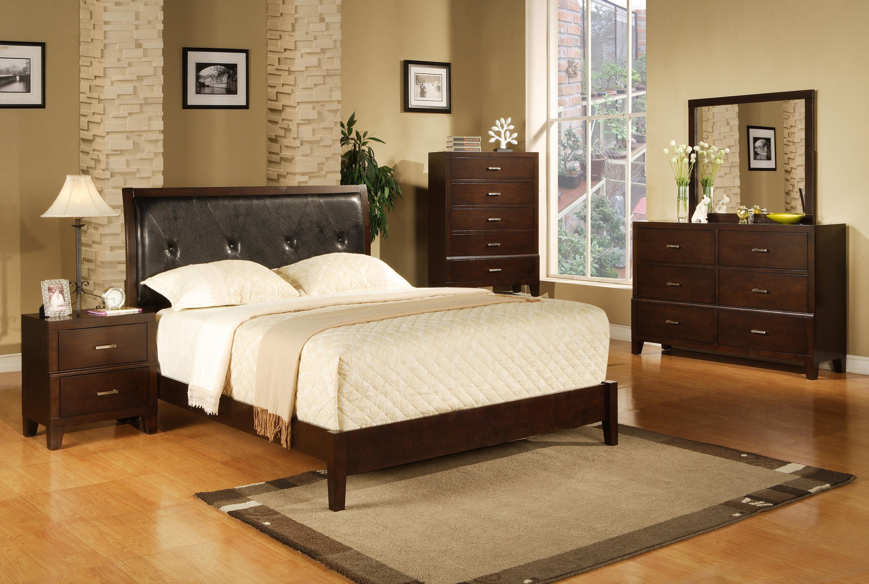 Crown Mark Serena Bedroom Group - Item Number: B8100 T Bedroom Group 1