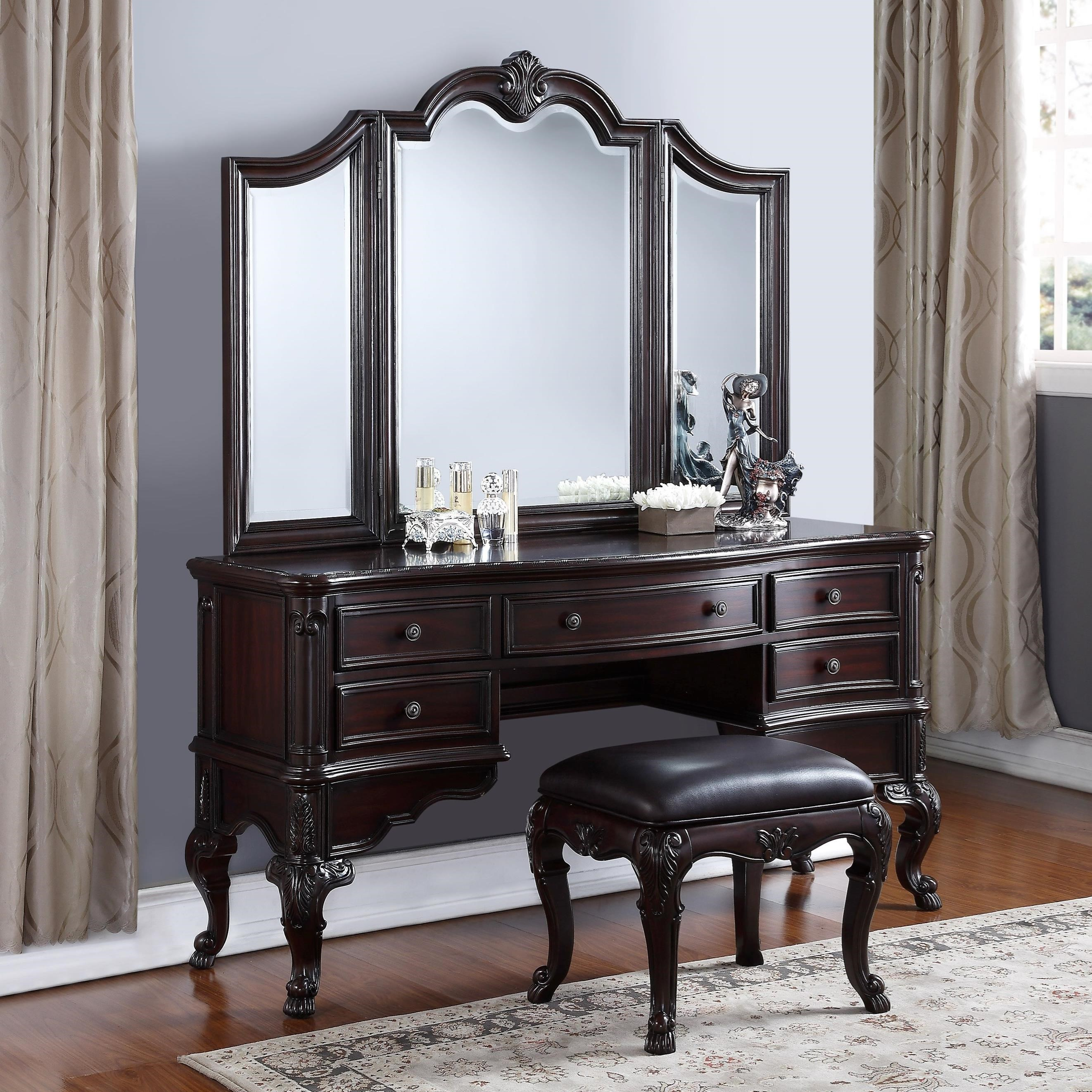 Crown Mark Sheffield Traditional Vanity Miskelly