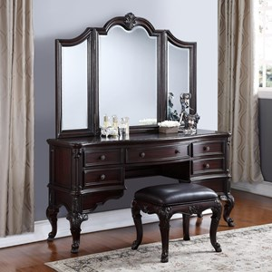 Crown Mark Sheffield Vanity