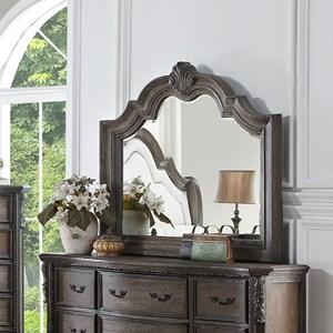 Crown Mark Sheffield Dresser Mirror